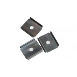 Úchytka pro profil W11, W12 W60 a W60 Maxi ocelová