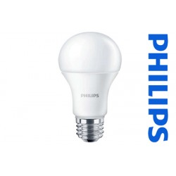 Philips LED žárovka CorePro 9W E27 mléčná NonDIM