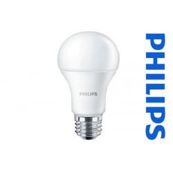 Philips LED žárovka CorePro 9W E27 2700K mléčná DIM