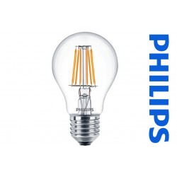 Philips LED žárovka Classic 7,5W E27 2700K NonDIM