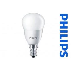 Philips LED žárovka CorePro Luster 5,5W E14 2700K mléčná NonDIM