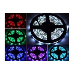 Led pásek 5050 5m 60ks/m 7,2W/m RGB
