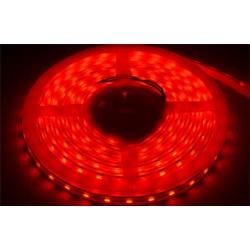 Led pásek 5050 5m 60ks/m 14,4W/m červená