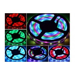 Led pásek 5050 5m 30ks/m 7,2W/m RGB LPD6803