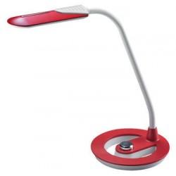 Solight LED lampička, 6W, 4100K, stmívatelná, bíločervená barva
