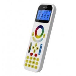 MiLight 2.4Ghz Dálkový ovladač dotykový pro RGB/RGBW/CCT FUT090 LED pásky 4 zóny