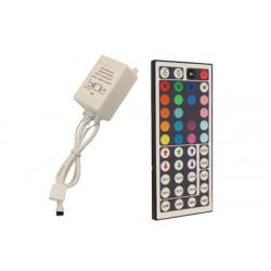IR Dálkový ovladač 44key pro RGB LED pásky
