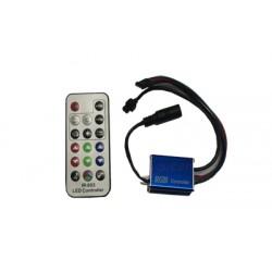 IR Dálkový ovladač 40key pro RGBW LED pásky