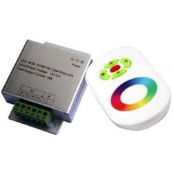 RF Dálkový ovladač dotykový pro RGB LED pásky 18A