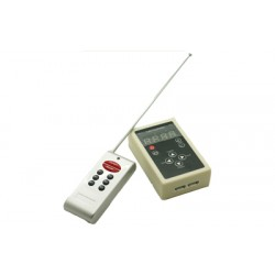 IC Dálkový ovladač digitalního RGB LED pásku TM1812, WS2811