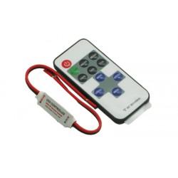 RF Dálkový ovladač 11key pro jednobarevné pásky