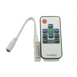 RF Dálkový ovladač 10key pro RGB LED pásky