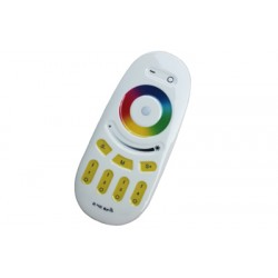 MiLight 2.4Ghz Dálkový ovladač dotykový pro RGB/RGBW LED pásky 4 zóny