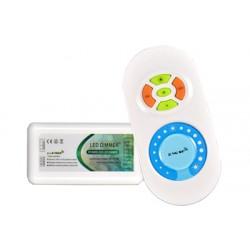 Touch Profi 2.4Ghz Dálkový ovladač dotykový pro jednobarevné LED pásky 12A