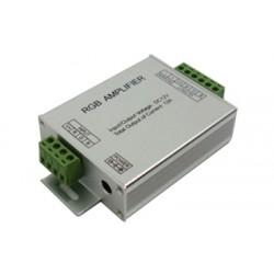 Zesilovač napájení RGB pásků 12A