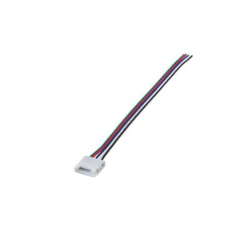 Napájecí kabel pro RGBW LED pásky 5050