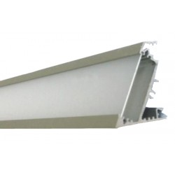 Al profil W60 MAXI ROHOVÝ šíře 26mm 2 metry