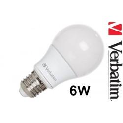 Verbatim LED žárovka 6W E27 2700K