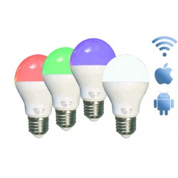 MiLight WIFI LED RGBW E27 6W