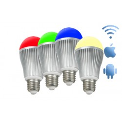 MiLight WIFI LED RGBW E27 9W