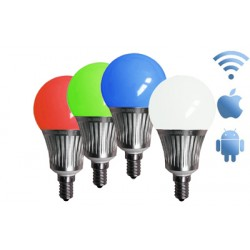 MiLight WIFI LED RGBW E14 5W