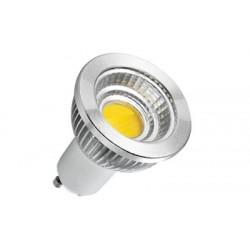 LED žárovka COB MR16 3W, 5W, 7W 12V
