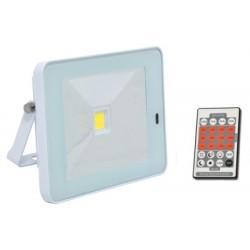 LED reflektor,COB,30W,IP65,4100K s HF senzorem